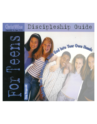 Discipleship Guide For Teens